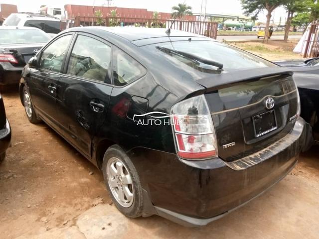 2007 Toyota Prius Black