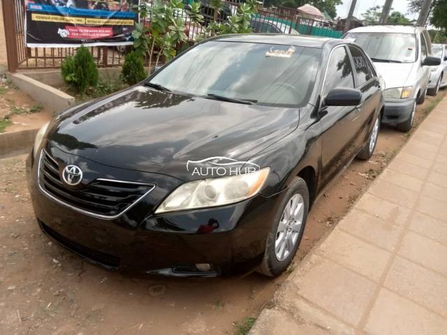 2009 Toyota Camry XLE Black