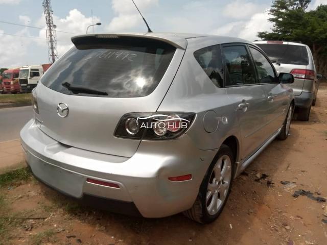 2008 Mazda 3 Silver