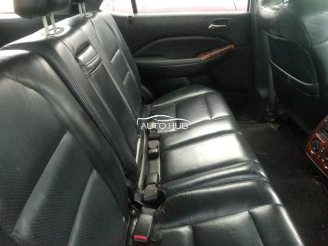 2003 Acura MDX Silver