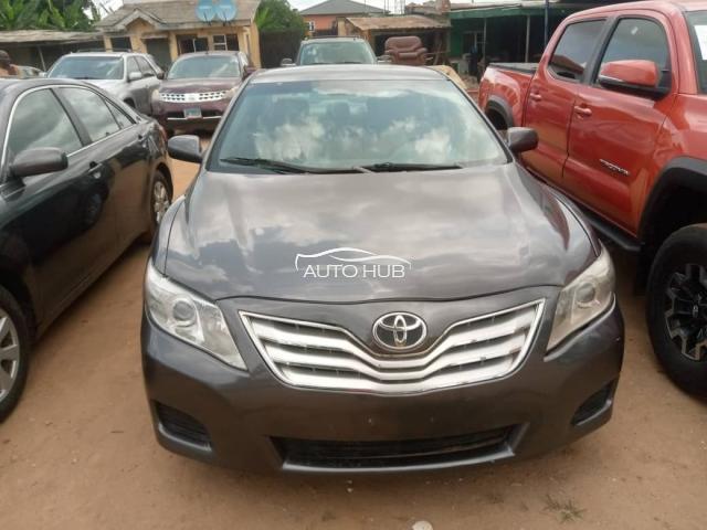 2010 Toyota Camry Grey