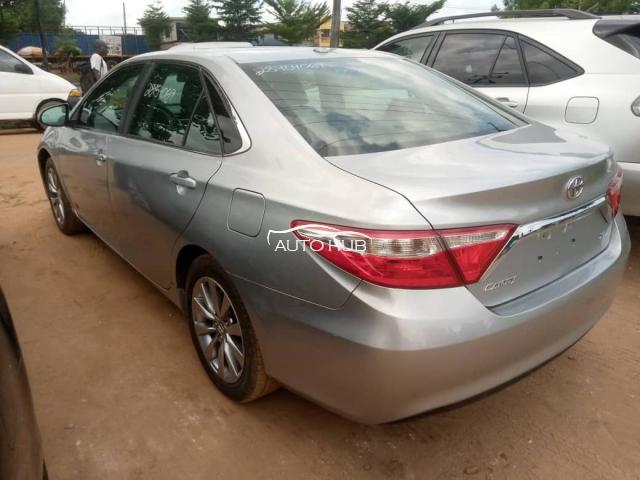 2016 Toyota Camry Silver