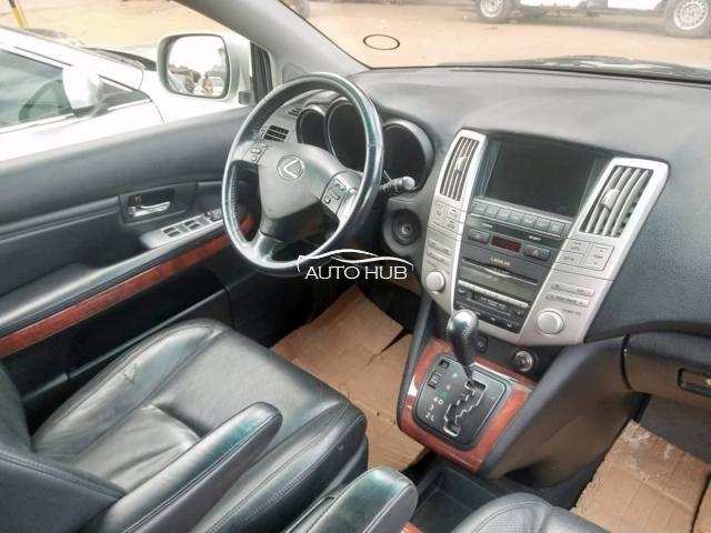2006 Lexus RX-330 Silver