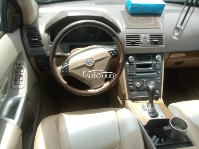 2008 Volvo XC90 Grey