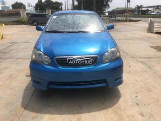 2008 Toyota Corolla Blue