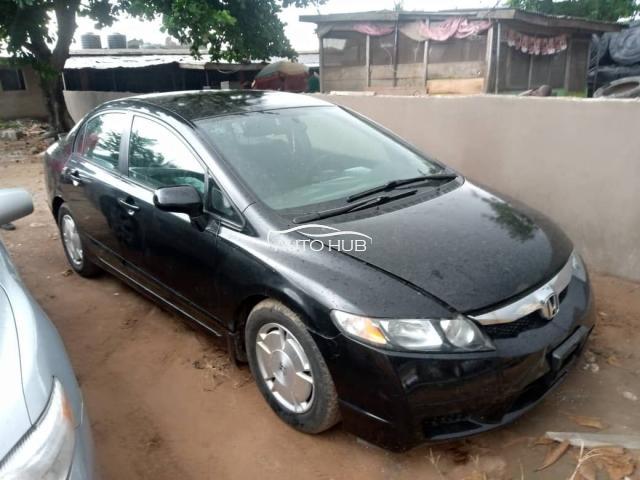 2009 Honda Civic Black