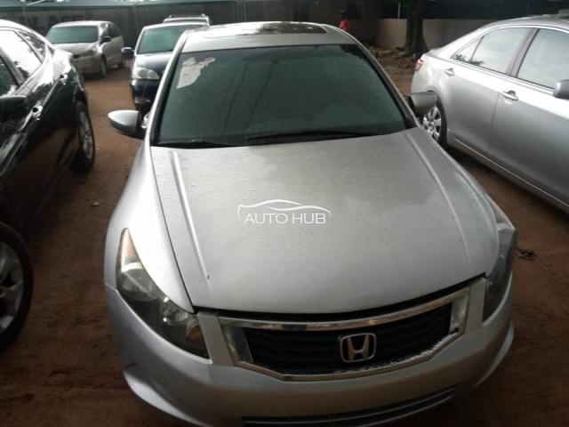 2009 Honda Accord Silver