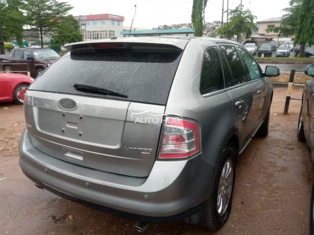 2008 Ford Edge Silver