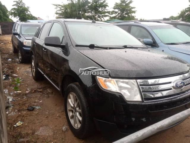 2009 Ford Edge Black