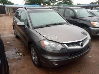 2006 Acura RDX Turba Grey