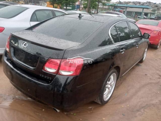2008 Lexus GS-350 Black