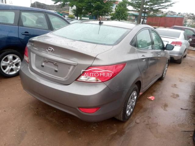 2017 Hyundai Elantra Silver