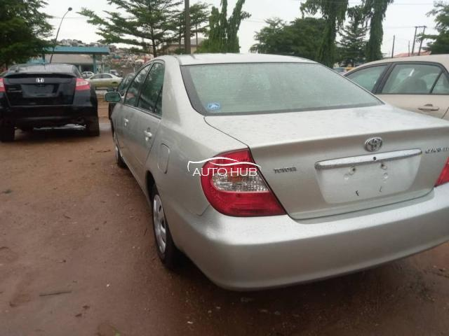 2003 Toyota Camry Silver