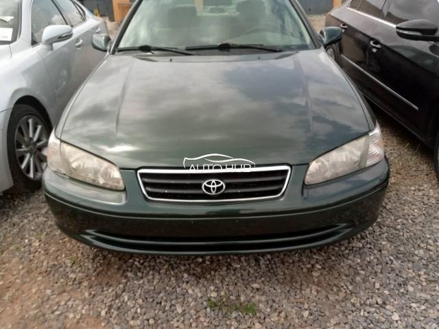 1999 Toyota Camry Green