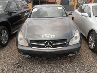 2008 Mercedes Benz CL500 Grey