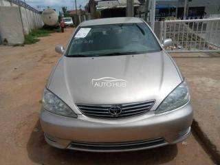 2006 Toyota Camry Gold