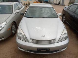 2002 Lexus ES300 Silver