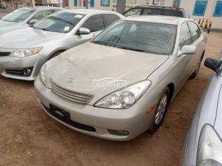 2003 Lexus ES330 Silver