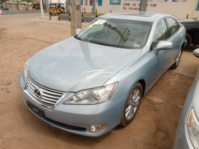 2011 Lexus ES360 Grey