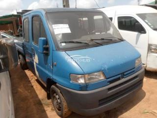 1999 Peugeot Boxer Blue