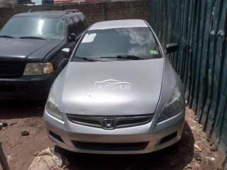 2006 Honda Accord Silver