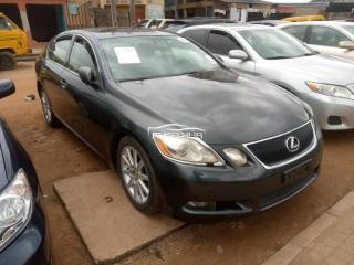 2006 Lexus GS300 Grey
