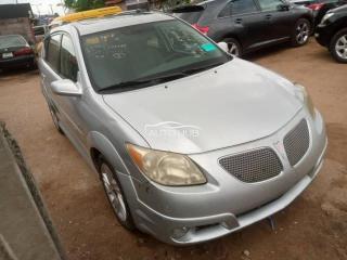 2006 Pontiac Vibe Silver