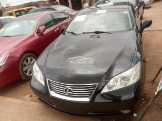 2008 Lexus  ES-350  Black
