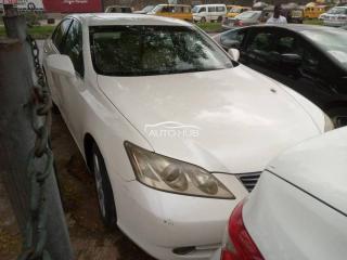 2006 Lexus ES-350  white