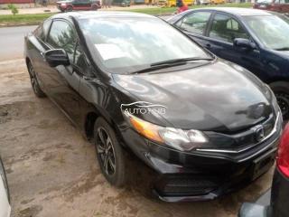 2014 Honda Civic Black
