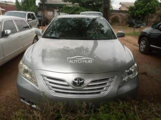 2009 Toyota Camry LE Silver