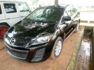 2011 Mazda CX7 Black