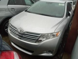 2012 Toyota Venza Silver