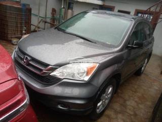 2010 Honda CR-V Grey