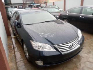 2010 Lexus ES-350(Basic) Black