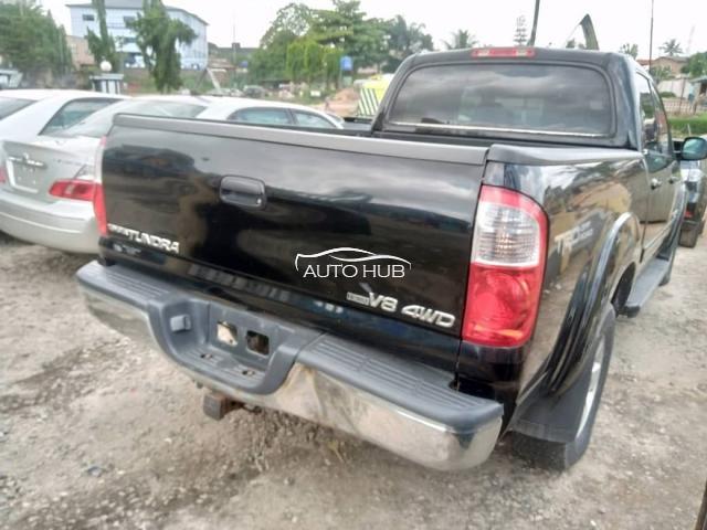 2005 Toyota Tundra Black
