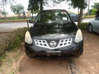 2011 Nissan Murano Black