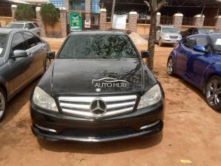 2011 Mercedes Benz C300 Black