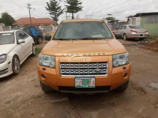 2008 Land-Rover LR3 Gold
