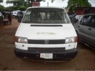 2000 Volkswagen LT White