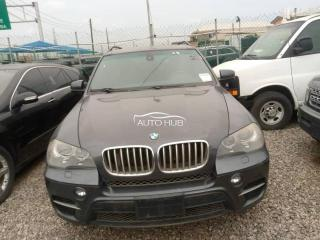 2012 BMW X-5 Grey