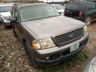 2003 Ford Explorer Brown