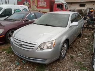 2006 Toyota Avalon Silver