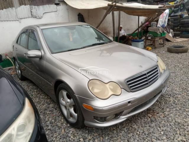 2005 Mercedes Benz C230 Gold