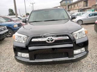 2010 Toyota 4Runner Black