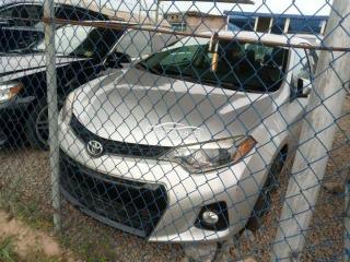 2014 Toyota Corolla Silver
