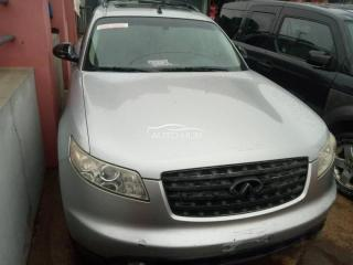 2005 Infinity FX45 Silver