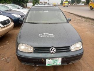 2005 Volkswagen Golf Grey