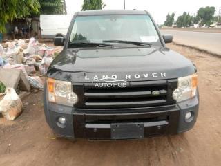 2007 Land-Rover LR3 Black