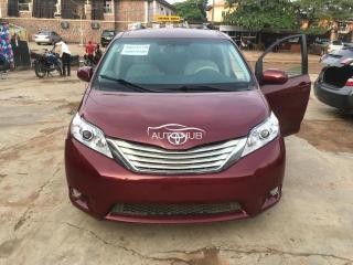 Foreign used 2011 sienna le
